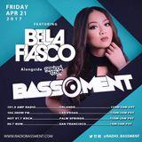 Bassment Radio ft. Guest DJ Bella Fiasco