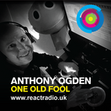 Piano House, Rave, Hardcore and Hard House - Anthony Ogden live on React Radio 11th April 2017