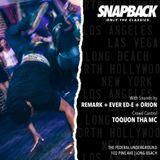 Live at Snapback LBC 12-22-17