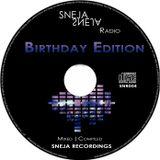 Sneja Recordings Radioshow 004 - Birthday Edition - Mixed by Sneja (Johannesburg, ZA)