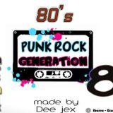Punk 80's Vol 8 Dee jex (35 min)
