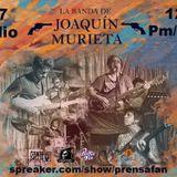 La banda de Joaquín Murieta