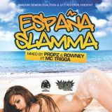 PROPZ, ROWNEY & MC TRIGGA - ESPANA SLAMMA FOR INNOVATION 2011