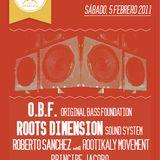 Roberto Sanchez & Rootikaly Movement @ Dub Club ( 2010 )