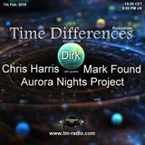 Aurora Nights Project - Time Differences 196 (7th February 2016) on TM-Radio