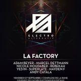 Hayden F @ Electro Alternativ : La Factory / Part 2