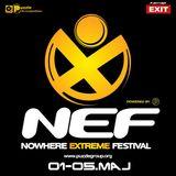 Nowhere eXtreme FESTIVAL 2014 [ DJ Tedi ]