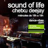 Chetxu Deejay @ Sound Of Life 004 'Tributo MHHM' Dance Vibes (23-10-13)