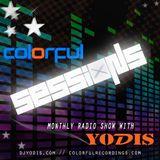 RADIO: Colorful Sessions #63 (Dec 13) with DJ Yodis