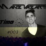 MANZ VAZARTE TIME #003