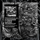 Mahakala (UVB-76 Music) @ DJ Mag Bunker #8
