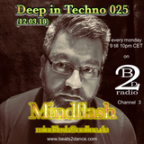 Deep in Techno 025 (12.03.18)