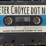 Peter Choyce at WZBC 1997