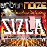 Sizla Suday's Mark One London Live On Urban Noize Radio 10-09-2017 Soulful House Sounds