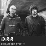 DRR Podcast 022 - Syrette