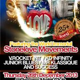 STONE LOVE LS V. ROCKET - BOXING NIGHT SPECIAL 2013 - OCEANA, NOTTINGHAM.