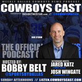 EP8: Bob Sturm Interview, News from OTAs, and Analysis of the Running Back Competition