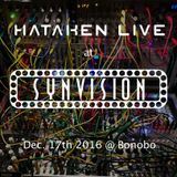 Hataken - live at SYNVISION , Bonobo