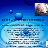 Bruno's Groovy Podcast September 2011