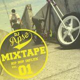 DJ Apse_Hip Hop Influx Vol. 01