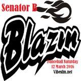 Dancehall Saturday 12th March 2016 Senator B on Vibesfm.net