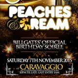 Peaches & Cream Official MIX CD 7TH November  Mixed by @Billgates_ATO