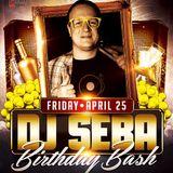 DJ SEBA - Birthday Bash Mix 2014