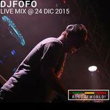 Live Mix @ 24 Dic 2015