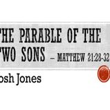 The Parable of the Two Sons (Audio)