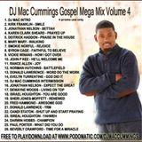 DJ Mac Cummings Inspirational Gospel Mix Volume 4