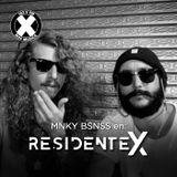 DJ Set MNKY BSNSS Residente X