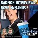 RadMon Exclusive Interview: Rove McManus on 'Whovians'
