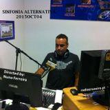 SINFONIA ALTERNATIVA - 24th show - radiocruzeiro.pt - 15Oct04