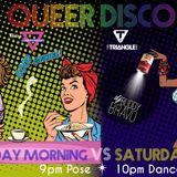 Queer Disco: Saturday Morning Vs Saturday Night