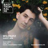 Basy Tropikalne #191: Wildkatz (15.10.2019 @ Radio Kampus)