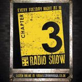 The 'Chapter 3' Radio Show - 08/03/16