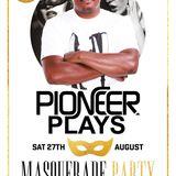 Pioneer Plays Masquerade Party (Promo Mix)