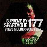 Supreme 177 with Steve Mulder