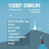 elektrabel - live PA@Keep Smilin