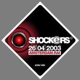 Speedy J - Live @ Shockers [04.26.2003