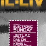 09.06.2013 Electronic Sunday mit JetLac