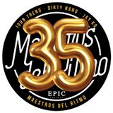 Maestros del Ritmo vol 35 - Official Mix by John Trend, Dirty Nano & Jay Ko