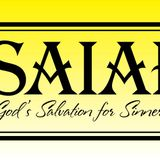 """#1 Isaiah: God's Salvation for Sinners - """"The Lord is Salvation"""" (Isaiah 1) August 26, 2018"""
