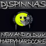 DJ Andy Spinna New n Old UK Happy Hardcore Mix