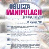 #3 prof. dr hab. Antoni Dudek - Manipulacja w sferze polityki