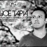 Joe Tapia - Promo April Session 2012