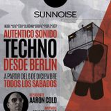 SunNoise [2014-12-06] - Live Session by Aaron Cold