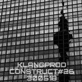 Construct #26 300518 128bpm Techno