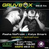 GRUVBOX 25.02.2015 By Pasha NoFrost & Kolya Smart
