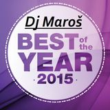 DJ Maroš - Best of 2015